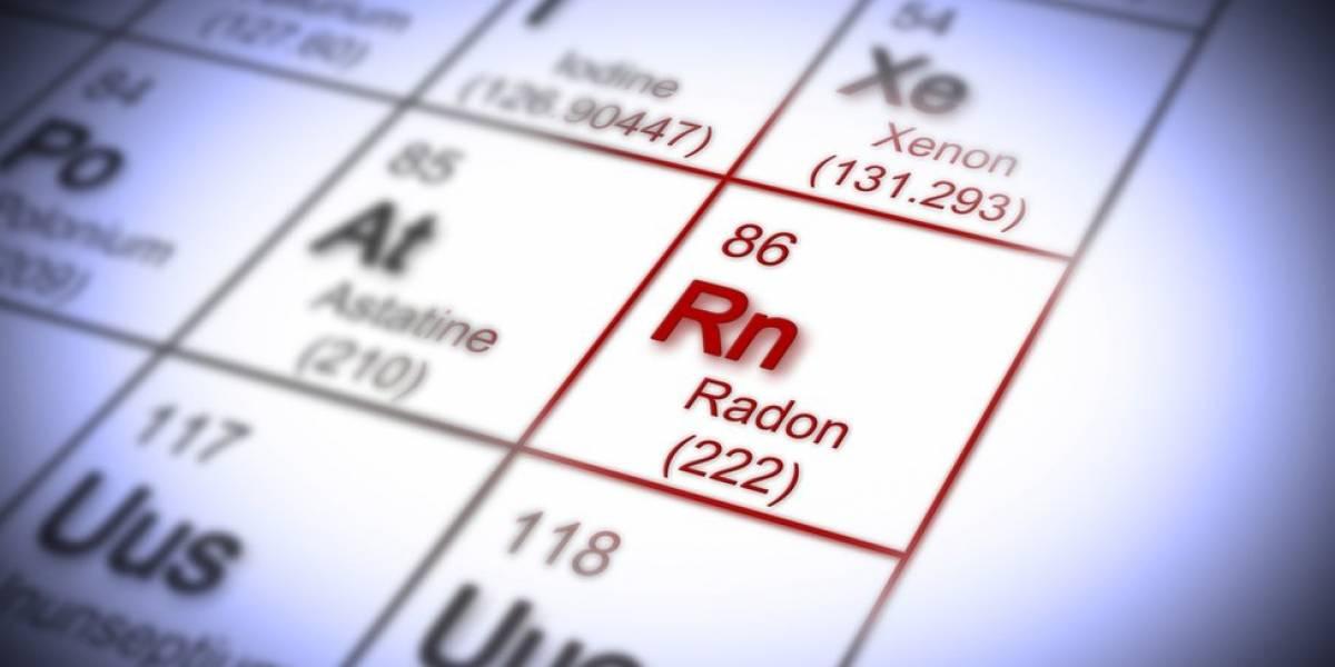 Qué tanto te debe preocupar el radón, el gas radioactivo que es la causa más importante de cáncer de pulmón después del tabaco