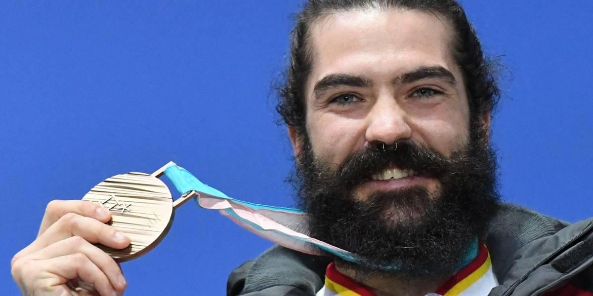 Por qué es histórica la medalla de bronce ganada por Regino Hernández en las olimpiadas de invierno de PyeongChang 2018