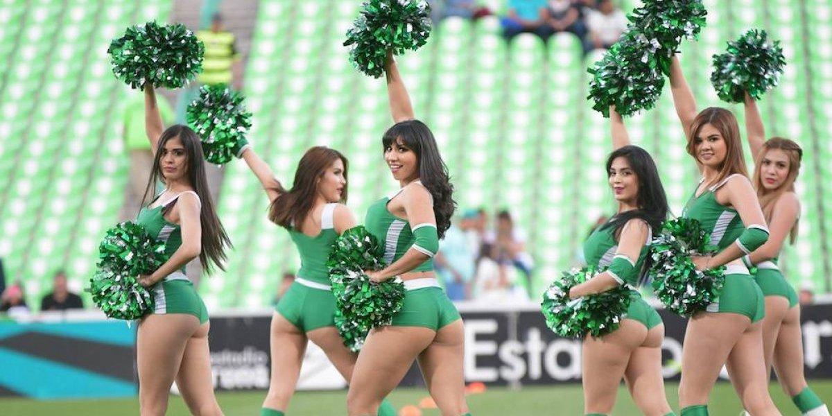 Las chicas de la jornada 7 del Clausura 2018