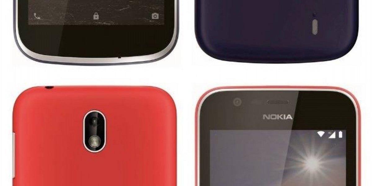 Filtran el diseño de dos nuevos Nokia