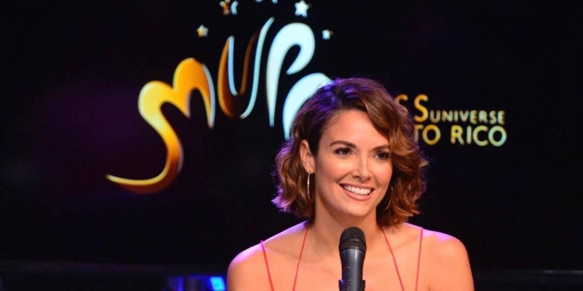 Denise Quiñones estará a cargo de Miss Universe Puerto Rico