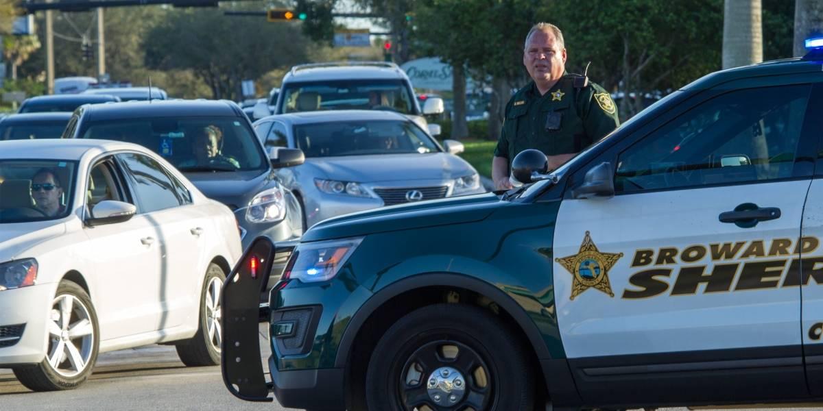 ¿Cómo hizo el autor del tiroteo en Florida para escapar de la escuela?