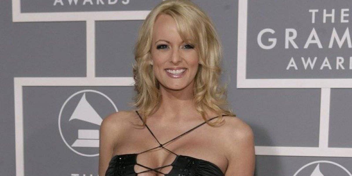 Stormy Daniels, la actriz porno a la que Donald Trump pagó 130 mil dólares