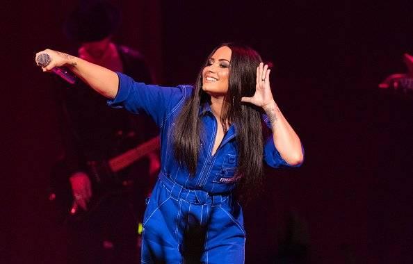 Demi LovatoTía de Demi Lovato dio declaraciones sobre el estado de salud de la cantante Getty Images