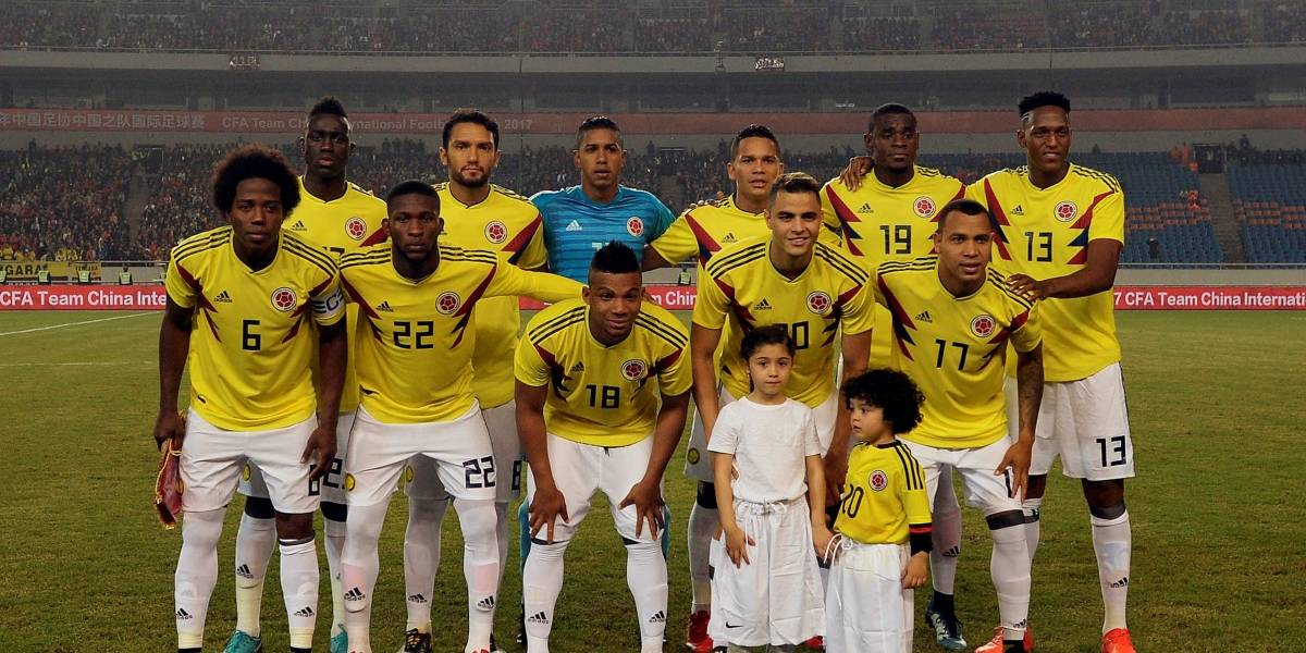Colombia sigue en el puesto 13 del escalafón FIFA para el mes de febrero