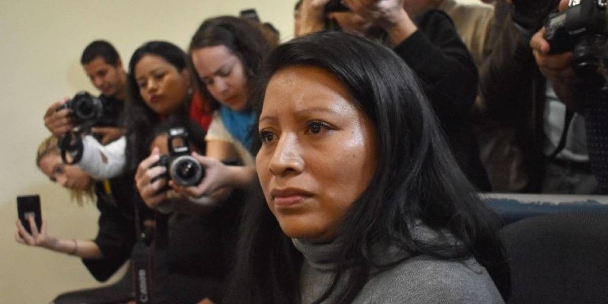 Conmutan pena a mujer condenada por aborto en El Salvador