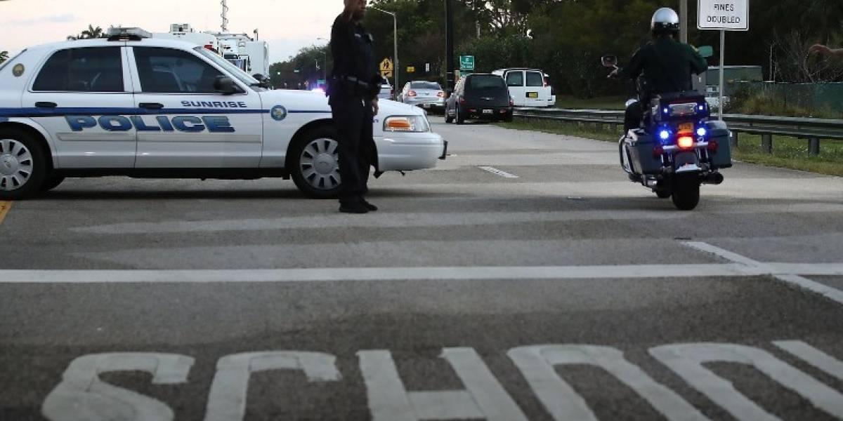 Alerta de nuevo tiroteo en escuela de Florida fue una falsa alarma