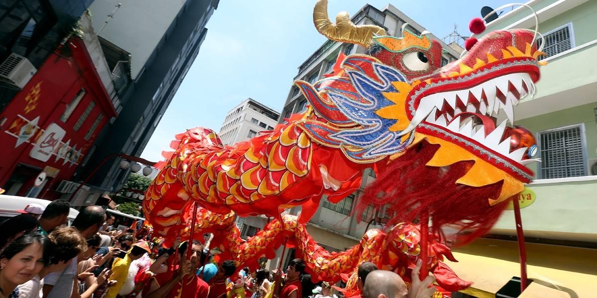 Saiba onde celebrar a chegada do Ano Novo Chinês em São Paulo