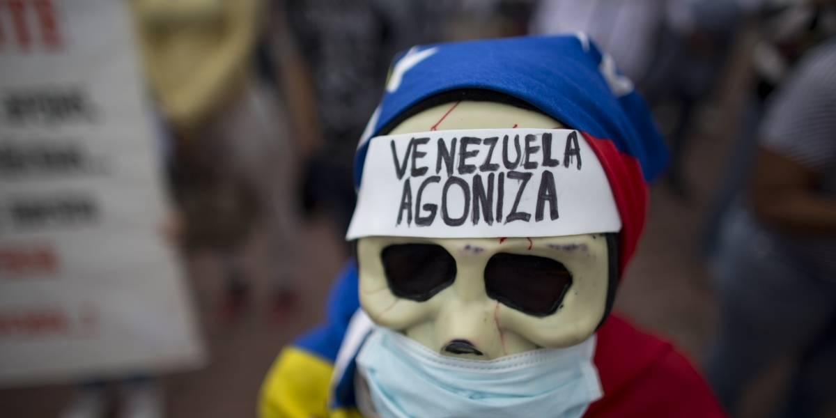 Más de 100 mil venezolanos han solicitado asilo en el extranjero: Acnur