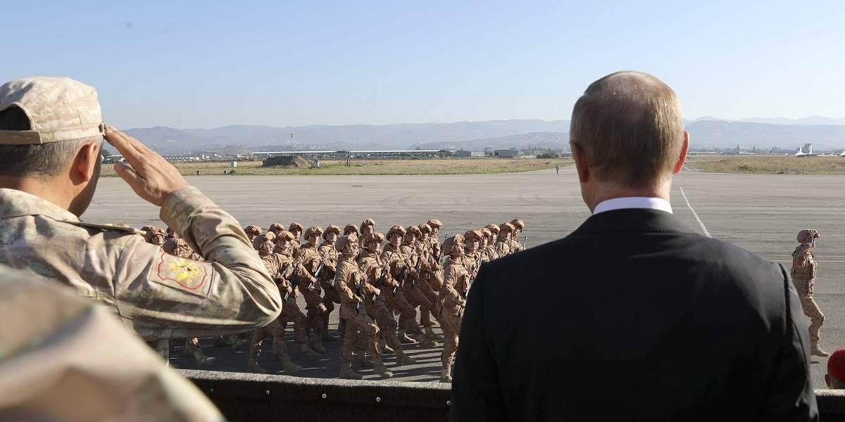 Rusia reconoce muertes provocadas por EEUU en Siria