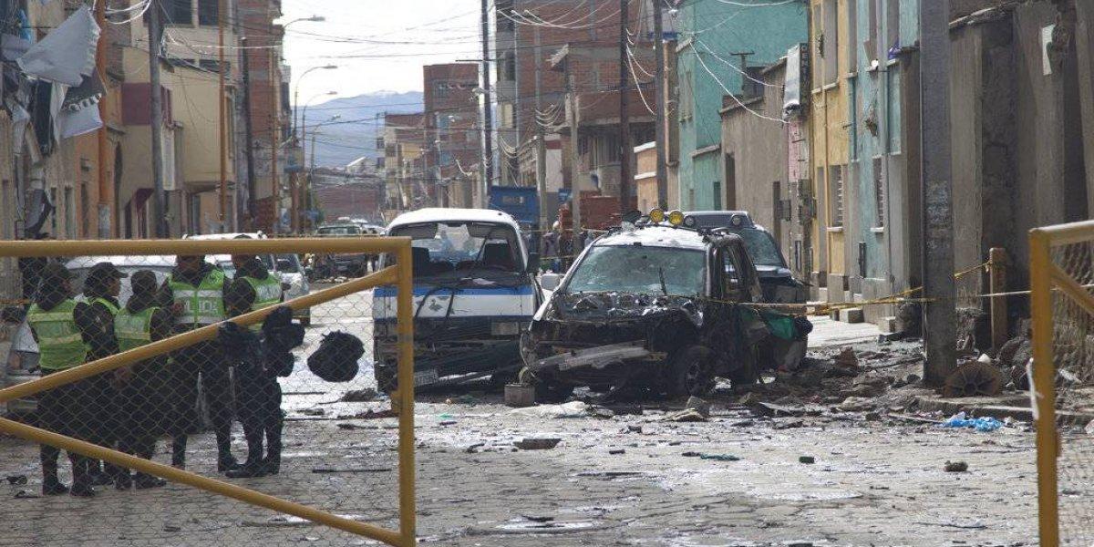 Misteriosa explosión en Bolivia dejó 12 muertos y a las autoridades llenas de interrogantes