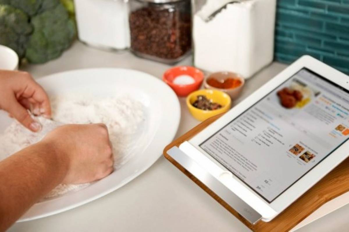 Receta para aprender a cocinar con youtube belel for Como aprender a cocinar