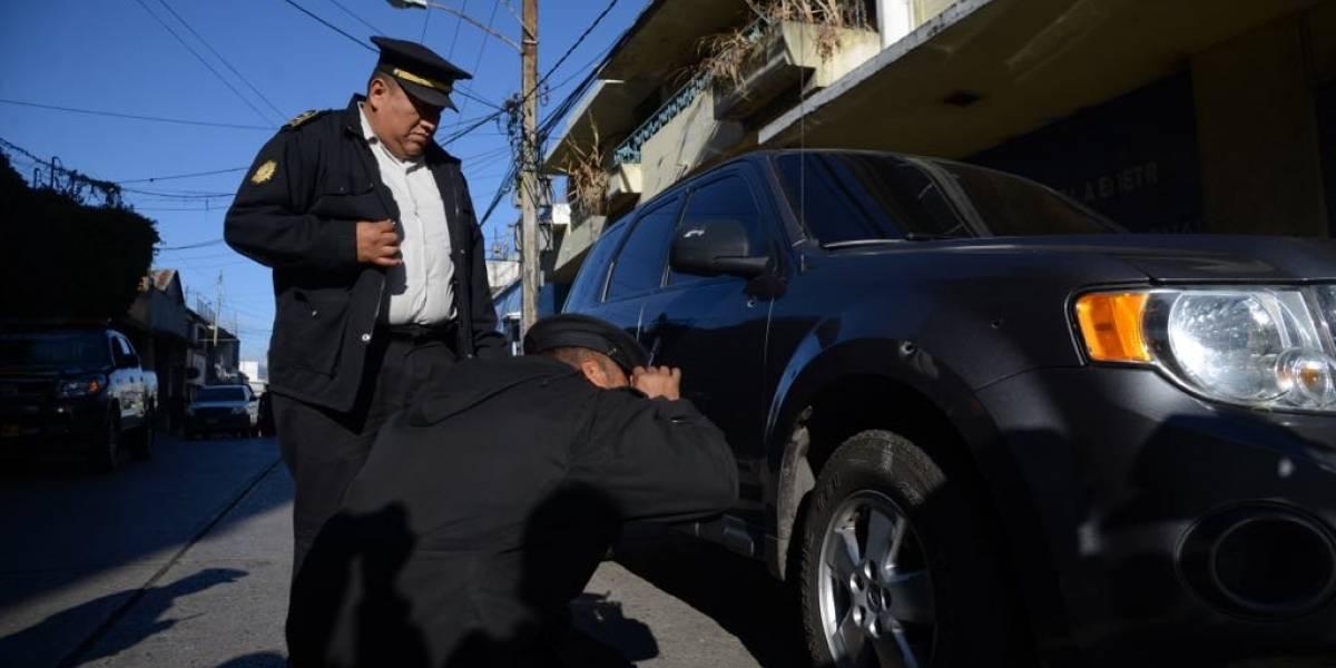Fiscal de Derechos Humanos se salva de un atentado en la zona 3