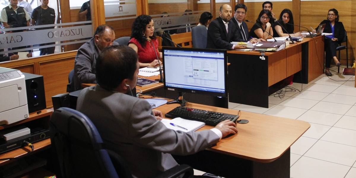 Operación Huracán: Tribunal de Temuco se declara competente en causa por presunto montaje