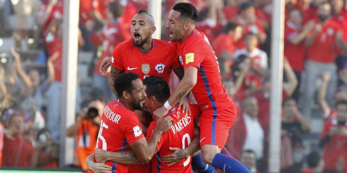La inactividad no ha afectado a la Roja y se mantiene en el top ten del ranking FIFA