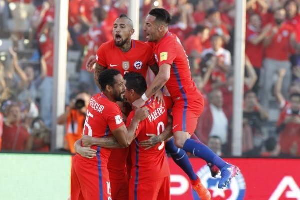 Confirman día y hora para los partidos amistosos de La Roja