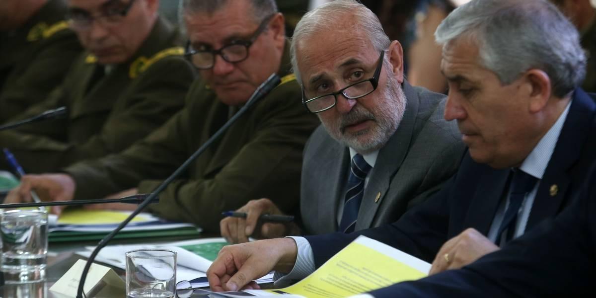 """""""Operación Huracán"""": Abogado del Ministerio del Interior acusa a fiscales de no informar adulteración de pruebas"""