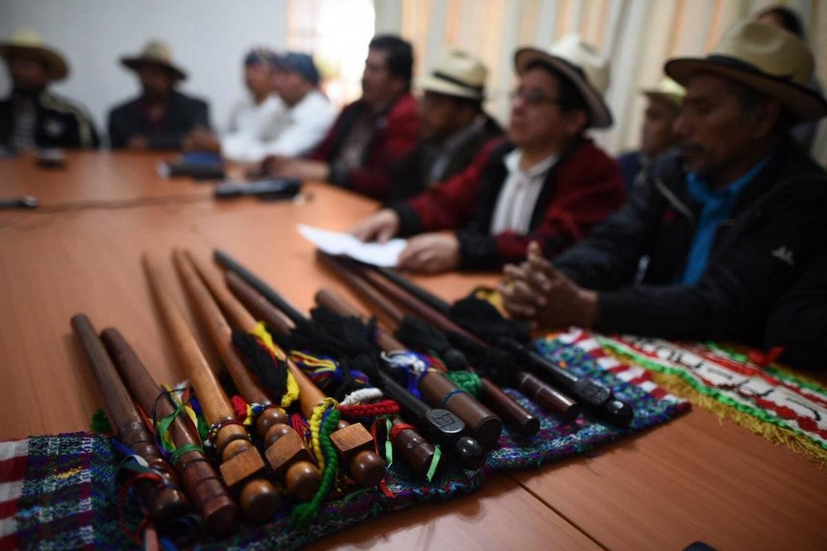La población indígena en Guatemala representa el 41.7%, de acuerdo con el censo 2018. Foto: Edwin Bercián