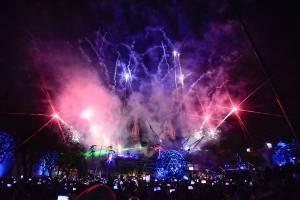 Guadalajara conmemora su aniversario con luces y sonido