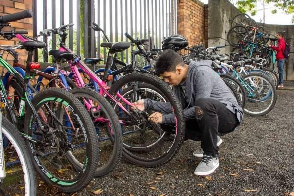 bicicletas javeriana