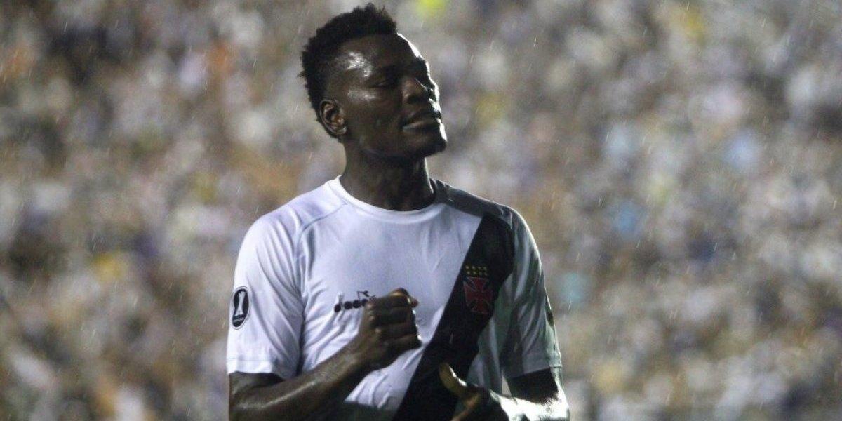 Vasco goleó a Jorge Wilstermann y se perfila como el primer rival de la U en Libertadores