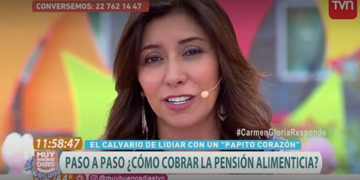 """Carmen Gloria Arroyo lleva al """"Muy Buenos Días"""" de TVN al primer lugar del rating y vence a Mega"""
