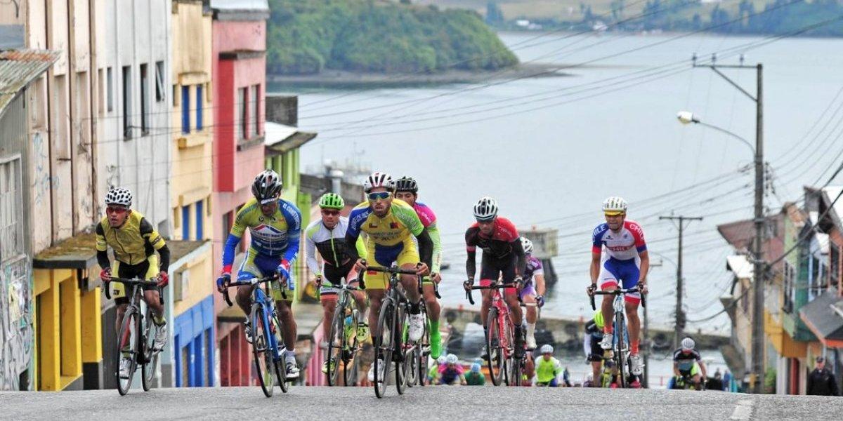 Se viene la vuelta ciclista más austral del mundo en Chiloé