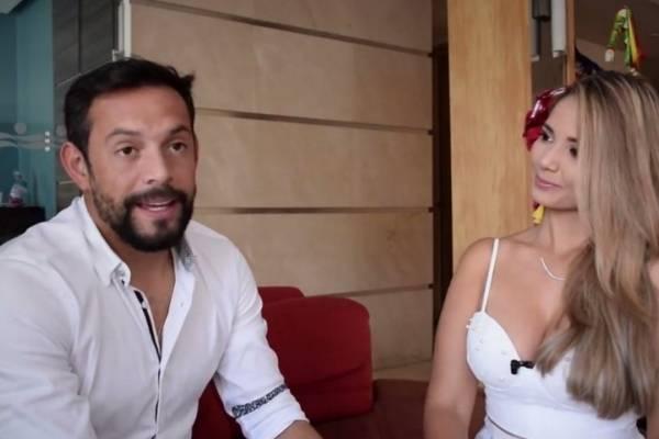 Matías Mier y Melissa Martínez