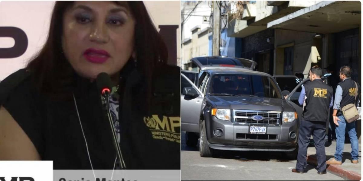 Ataque contra fiscal de Derechos Humanos del MP genera reacciones internacionales