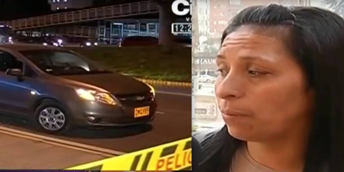 """""""Le hubiera podido dar un disparo en la pierna"""": madre del ladrón asesinado por un escolta"""