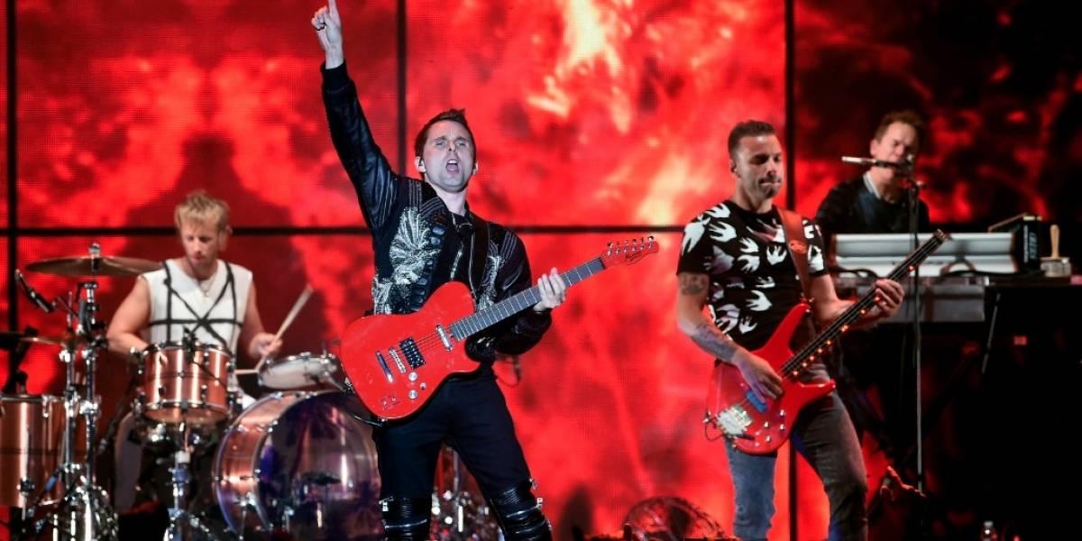 Muse está de regreso con su nuevo sencillo, Thought Contagion