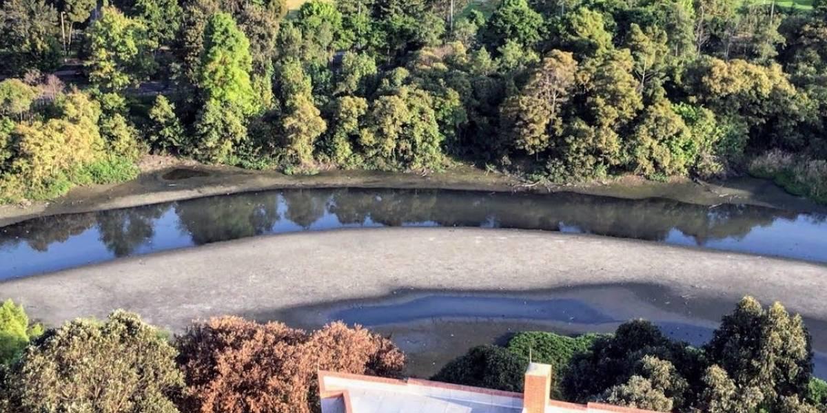 ¿Se está secando el humedal Córdoba de Bogotá?
