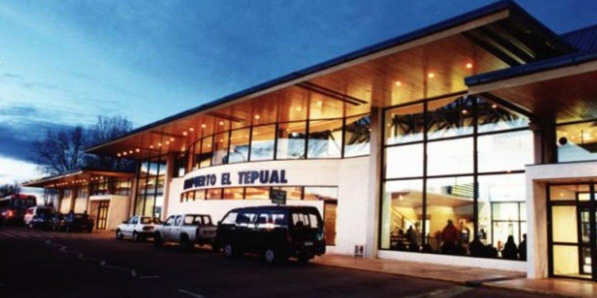 Con una inversión de US $ 32 millones adjudican licitación de aeropuerto de Región Los Lagos