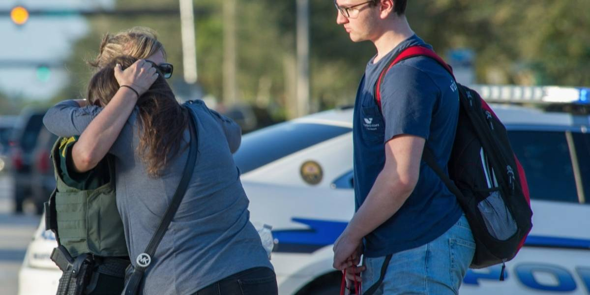 El impresionante relato de joven colombiana que estuvo en medio de tiroteo en La Florida