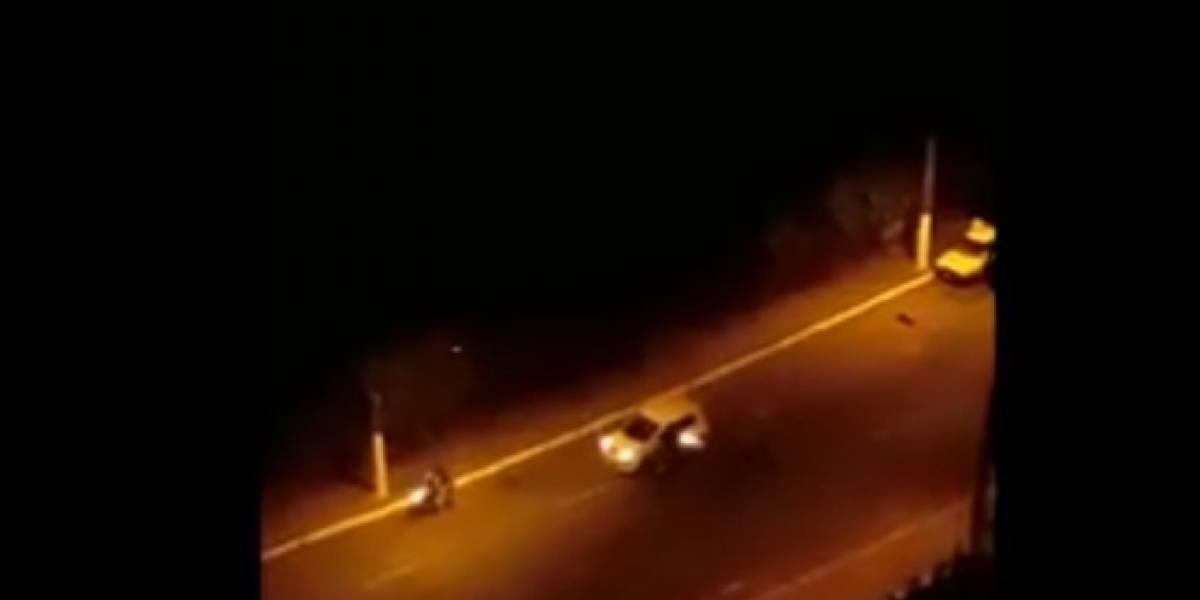 VÍDEO: Moradora flagra criminosos praticando assaltos no Morumbi