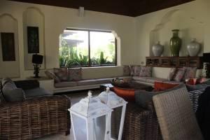 Casa de playa de Otto Perez en Santa Rosa