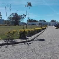 casa blanca de Manuel Baldizón