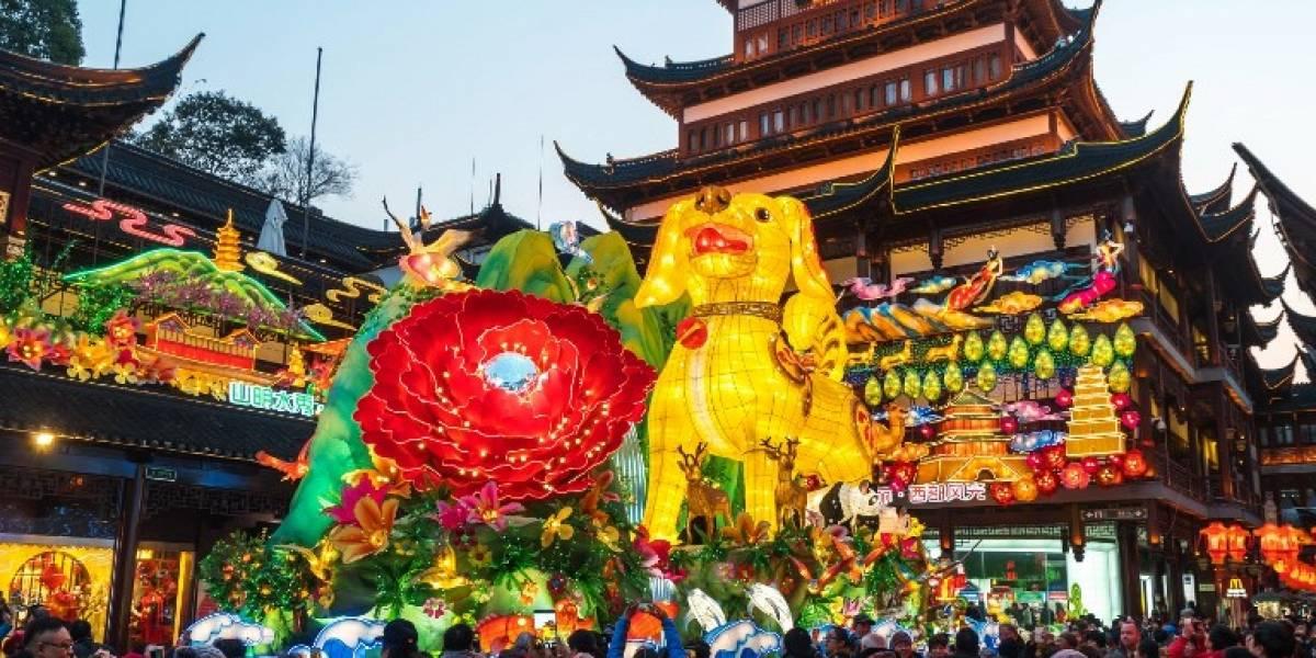 China celebra el Año Nuevo: el gallo cede el paso al perro