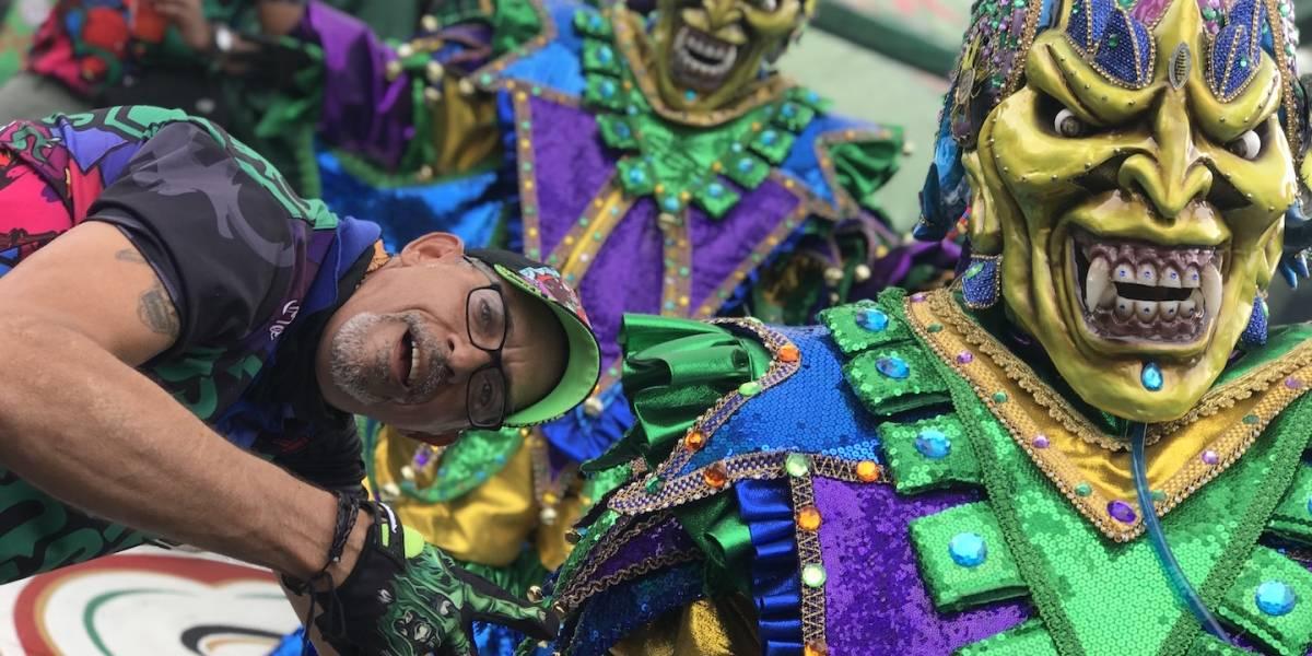 #TeVimosEn: La cueva del carnaval Presidente te invita a sacar tu lado loco este 2018