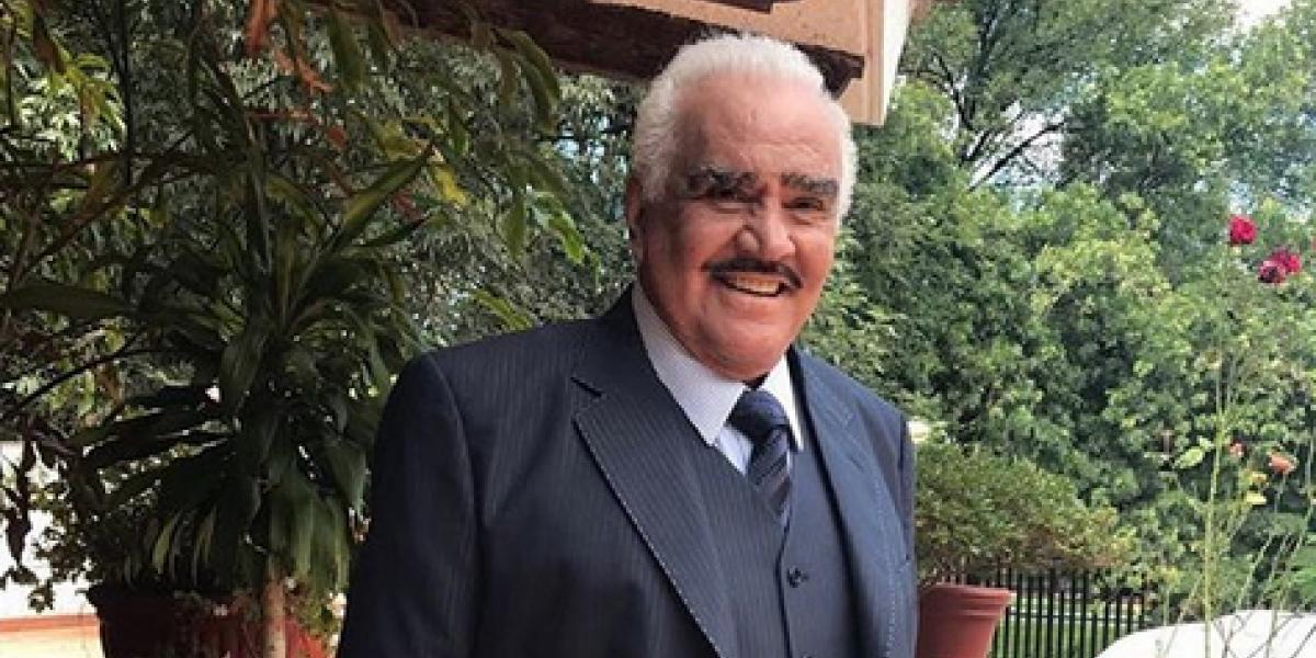 Vicente Fernández y sus bien vividos 78 años