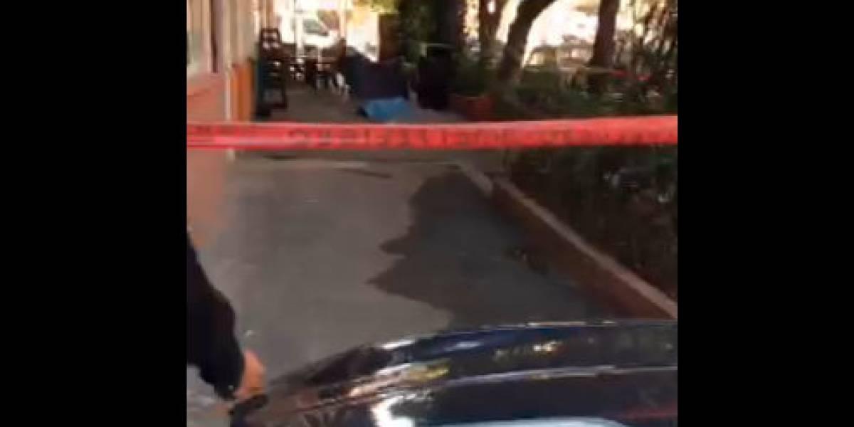 Presunto asaltante muere apuñalado por su víctima en la Condesa