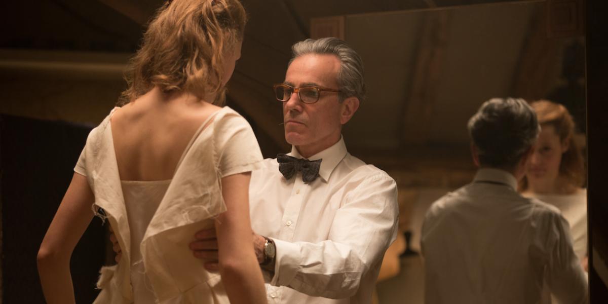 Daniel Day-Lewis dice adiós al cine con 'El hilo fantasma'