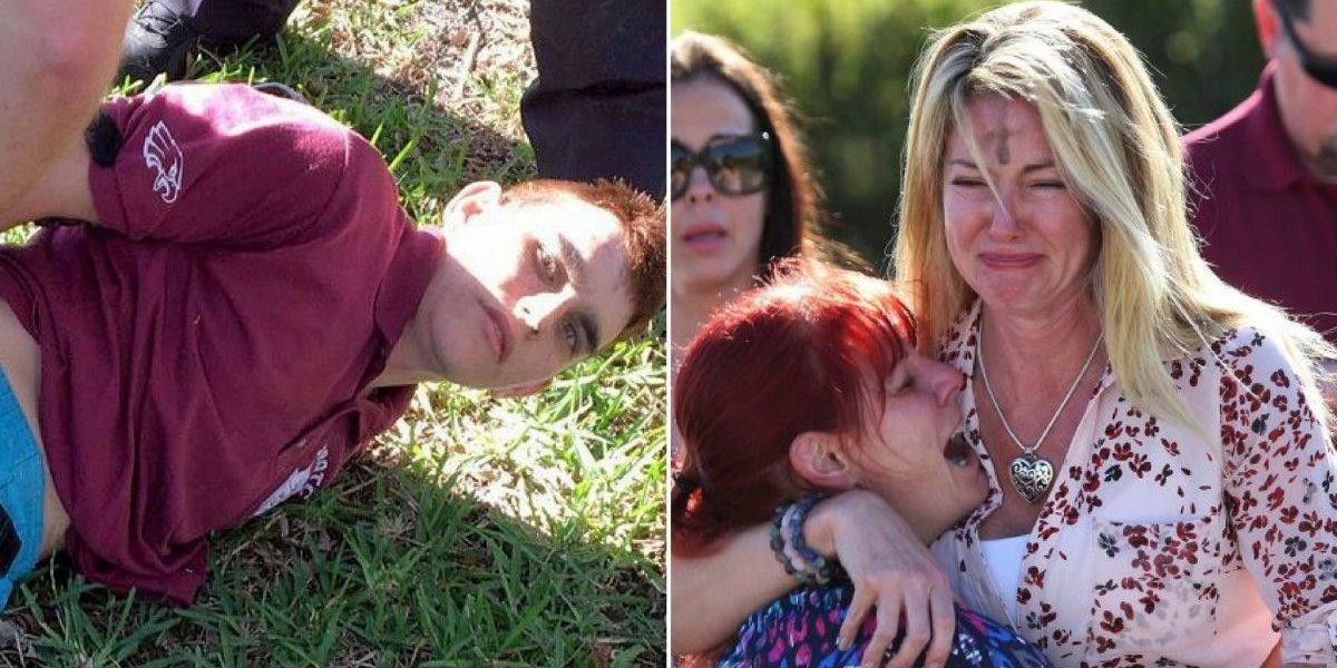 Nikolas Cruz foi acusado de 17 assassinatos em massacre escolar na Flórida