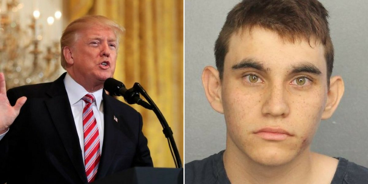Trump facilitou a compra de armas por pessoas com doenças mentais