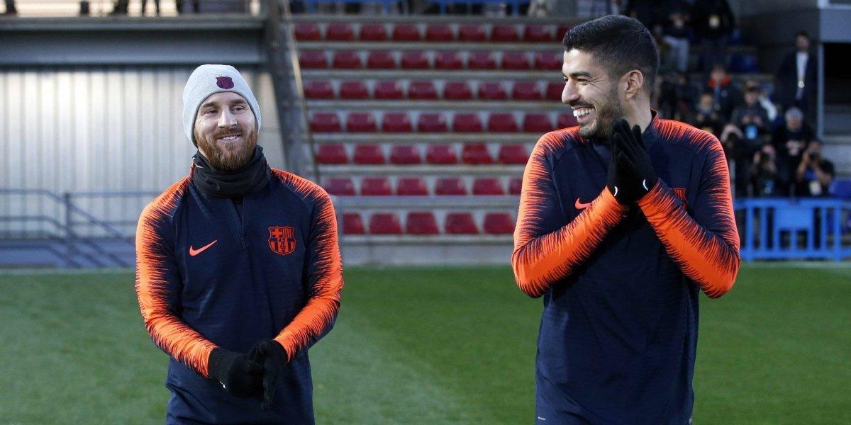 Todos queríamos que el Eibar se lo empate al Barcelona