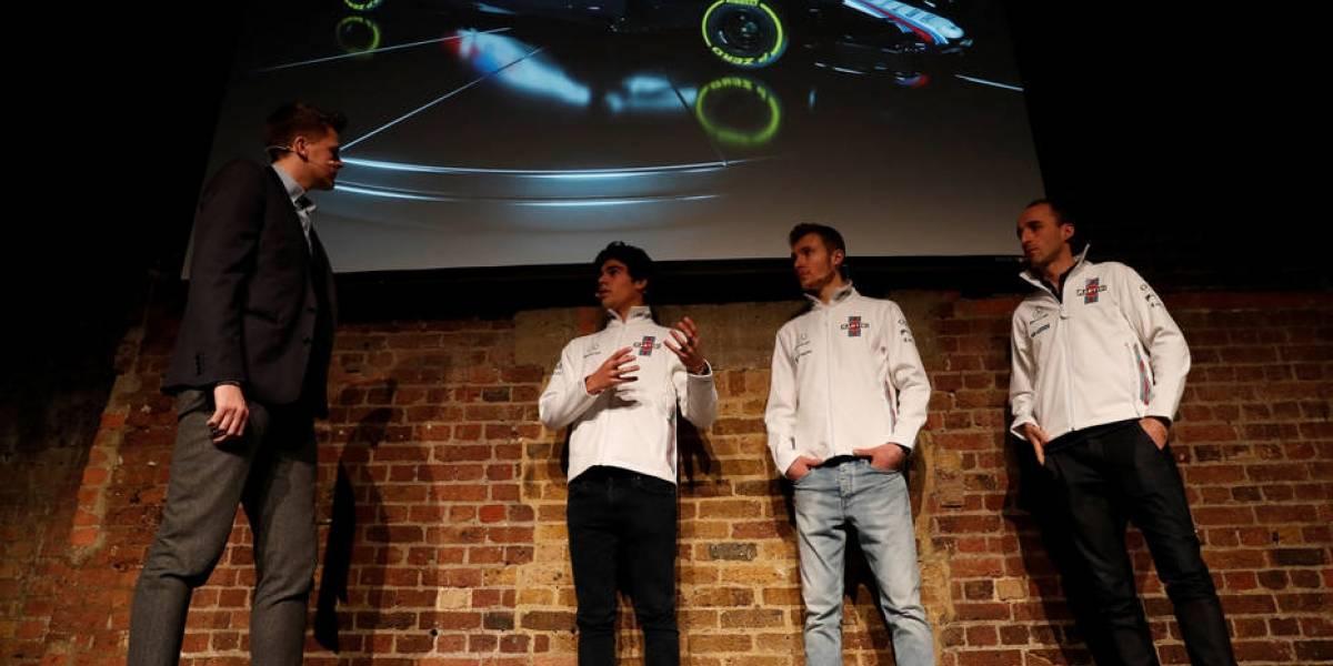 Novo carro da Williams para a F-1 promete evolução aerodinâmica