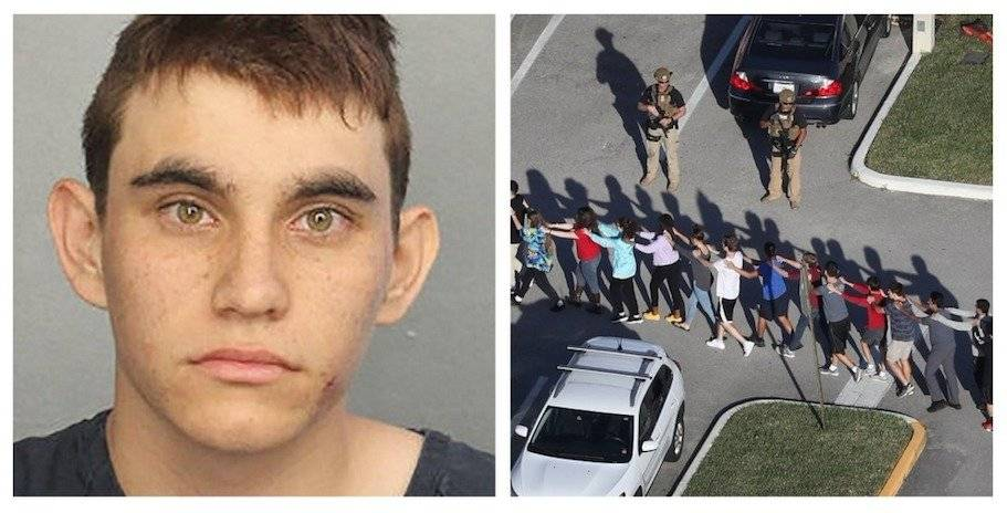 Nikolas Cruz, autor del tiroteo en secundaria de Florida