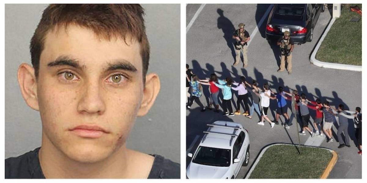 """FOTOS. Autor de masacre enescuela de Florida """"presumía"""" sus armas en Instagram"""