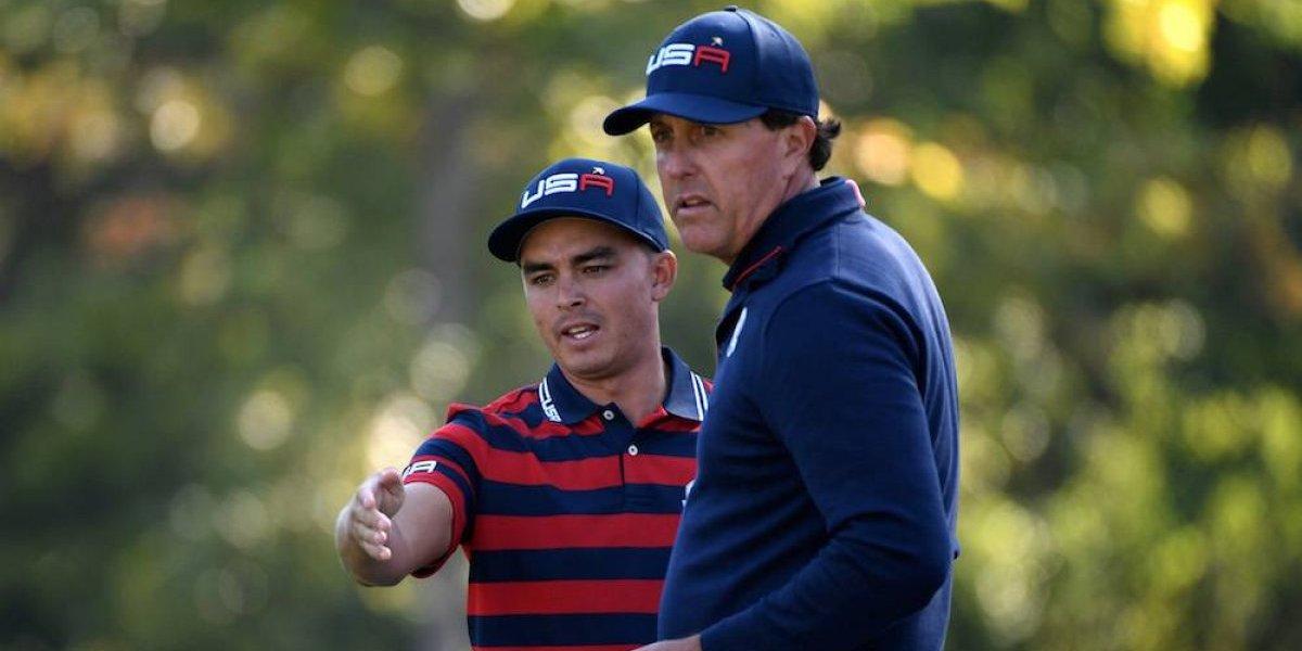 Fowler y Mickelson se comprometen a jugar en el World Golf Championships-Mexico