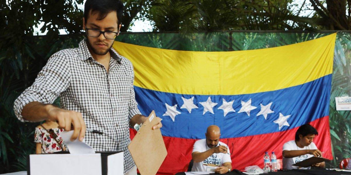 Venezolanos en Miami podrán votar en elecciones presidenciales